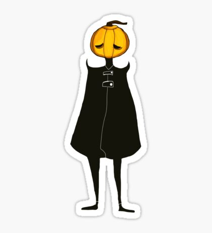 So Spooky Sticker