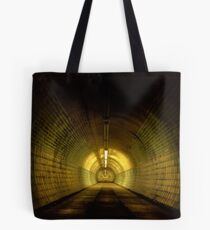 Tunnel Under The Tyne Tote Bag