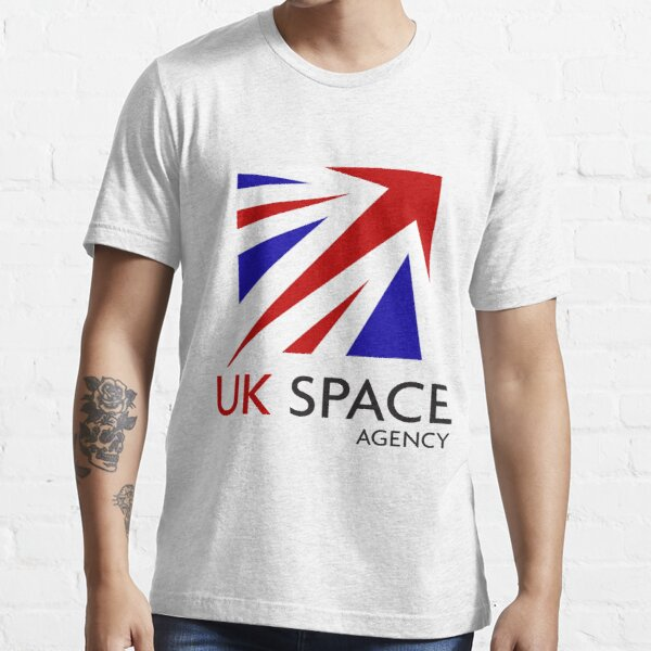 Logo of The United Kingdom Space Agency Essential T-Shirt