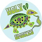 Holy Smokes by careball