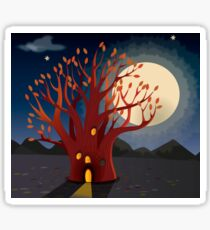 Bunyip Tree Sticker
