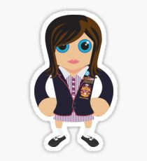 Ja'mie # 1 (Ja'mie: Private School Girl) Sticker