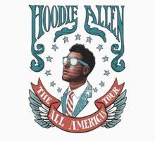 Hoodie Allen Tour 2012 Shirt