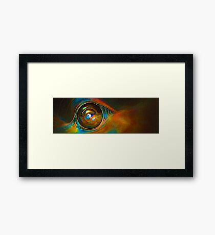 More than words can say #6 Framed Print