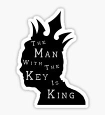 Moriarty, The Man with the Key Sticker