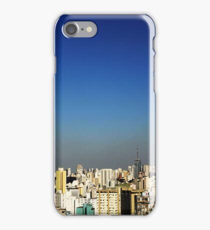 São Paulo iPhone Case/Skin
