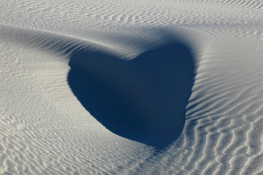 Hearts in the Desert by Vivian Christopher