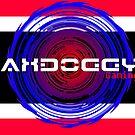 Maxdoggy Gaming - White Text v2! by Maxdoggy