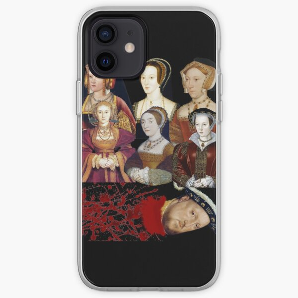 Heads Will Roll iPhone Soft Case