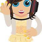 Ja'mie # 3 (Ja'mie: Private School Girl) by LilLilleys