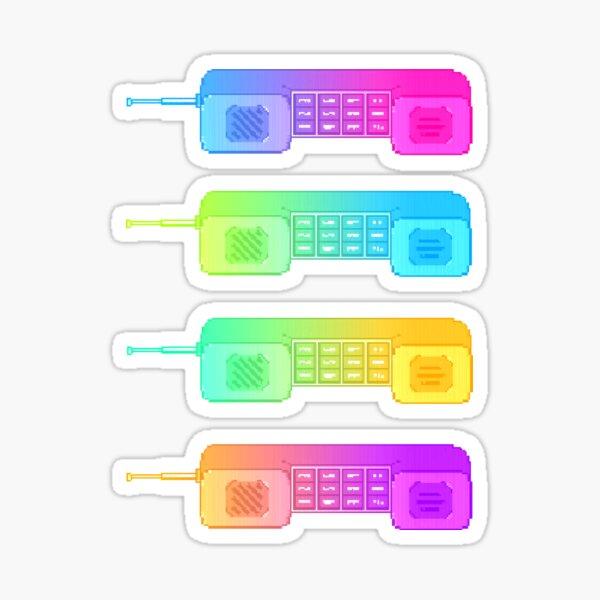 Hotline Calling Card Sticker Pack Sticker