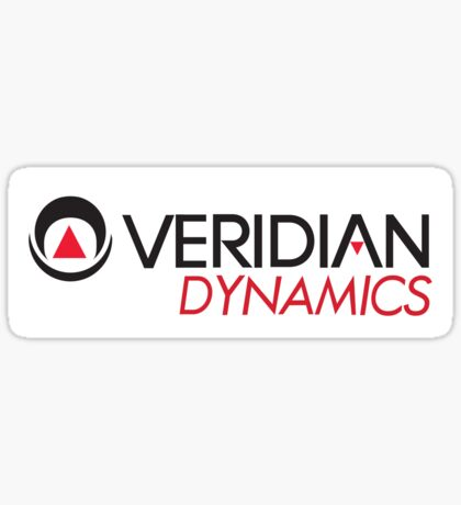Veridian Dynamics Logo Sticker Sticker