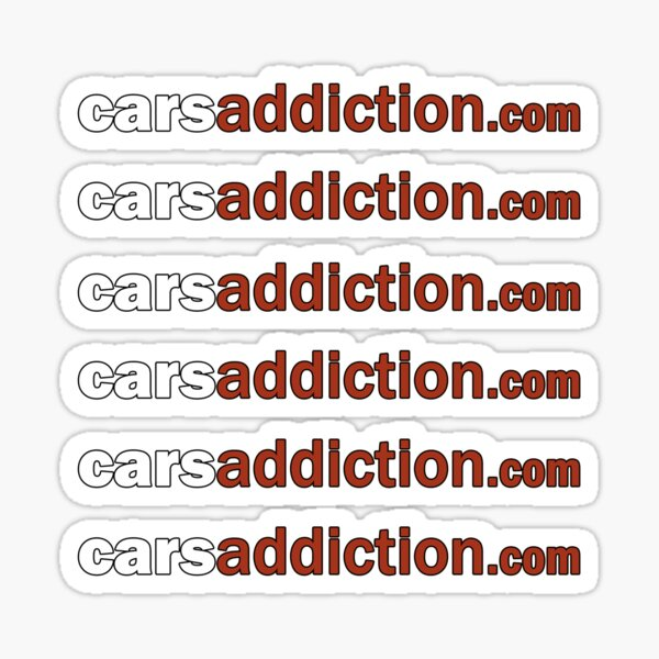 CarsAddiction.coms x 6