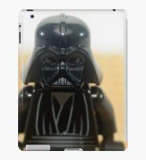 Star wars action figure Darth Vader  iPad Case/Skin