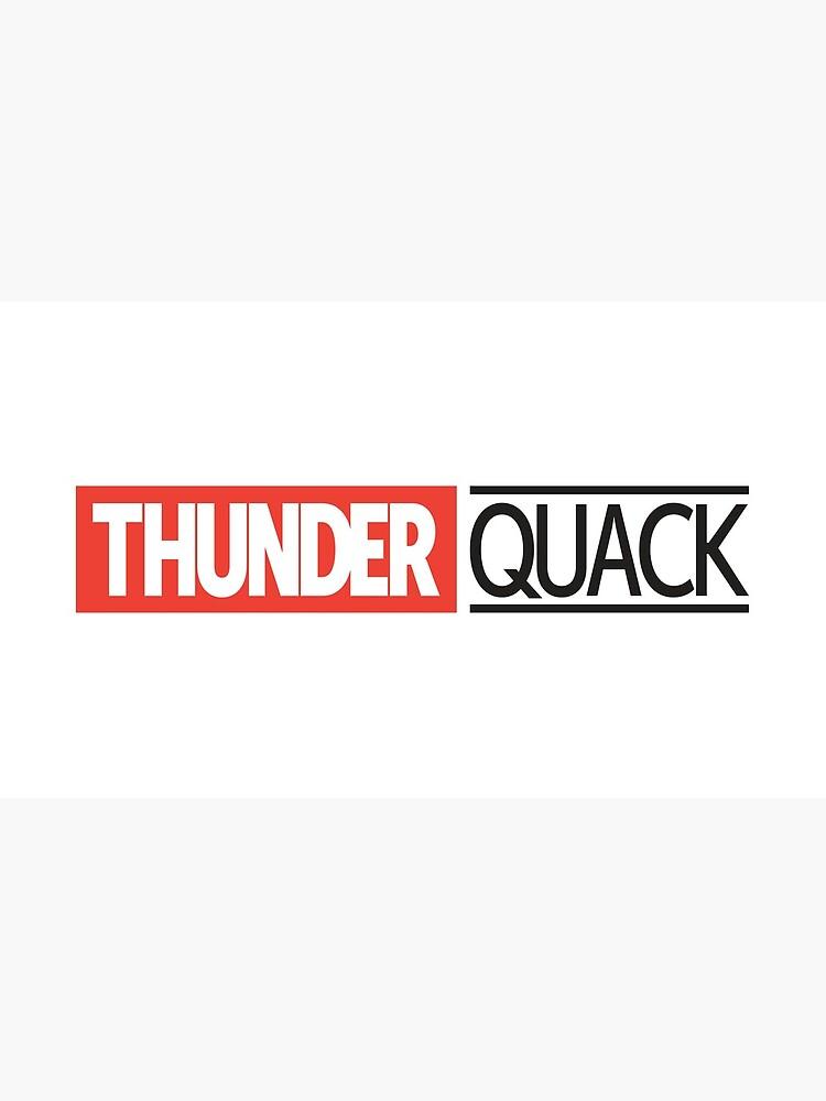 ThunderQuack Cinematic Universe by thunderquack