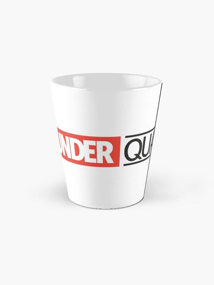 Alternate view of ThunderQuack Cinematic Universe Mug