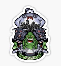 Who You Gonna Call? - Sticker Sticker