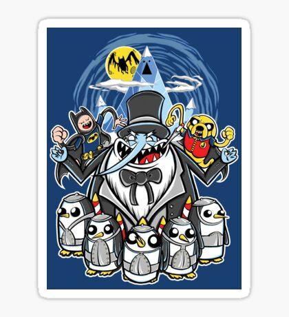 Penguin Time - Sticker Sticker
