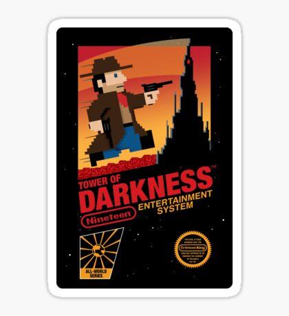 Tower of Darkness (STICKER) Sticker