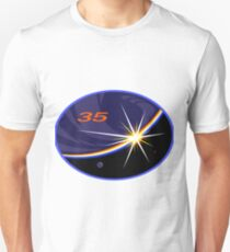Expedition 35 Mission Patch Unisex T-Shirt