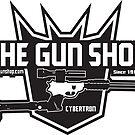 The Cybertron Gun Shop by Brad linf