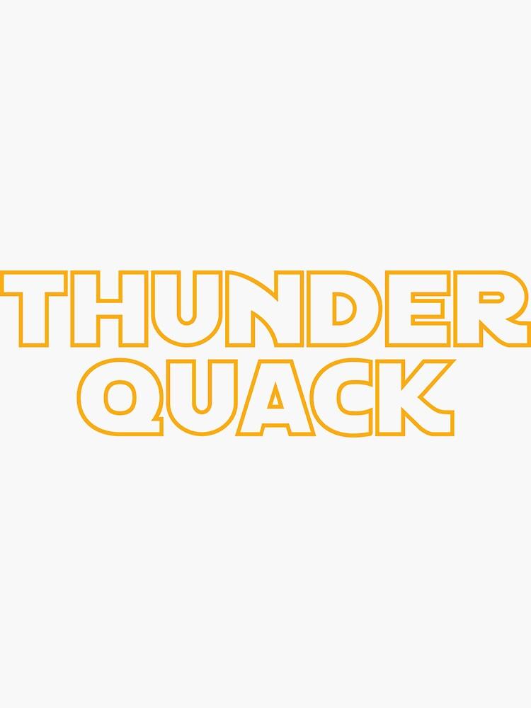 Use the Quacks by thunderquack
