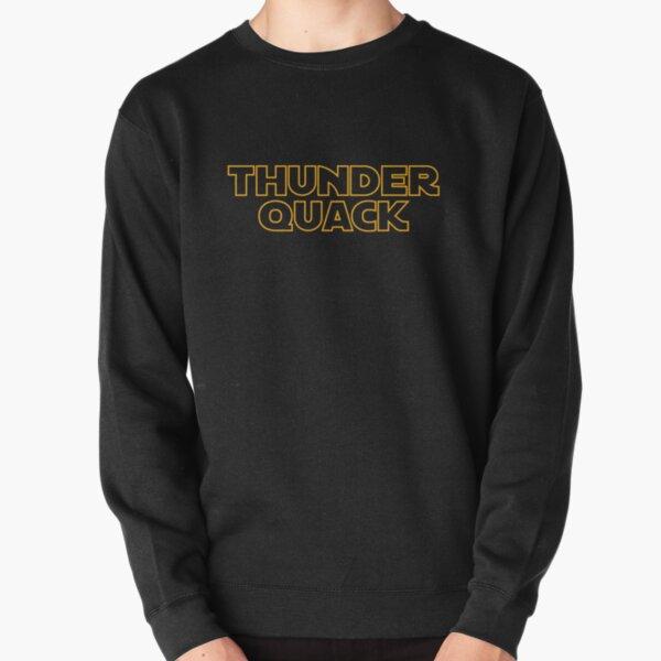 Use the Quacks Pullover Sweatshirt