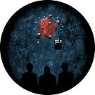 Falls No More (Sticker) by RebelArts
