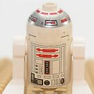 Star wars action figure R2D2 robot by PhotoStock-Isra