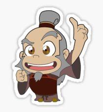 Chibi Iroh Sticker