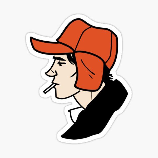 Holden Caulfield | Sticker Sticker