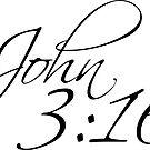 John 3:16 by Bobby Langs