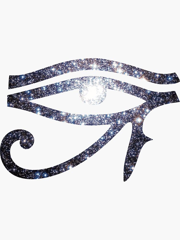 Illuminati Eye Cluster Galaxy | New Illuminati by SirDouglasFresh