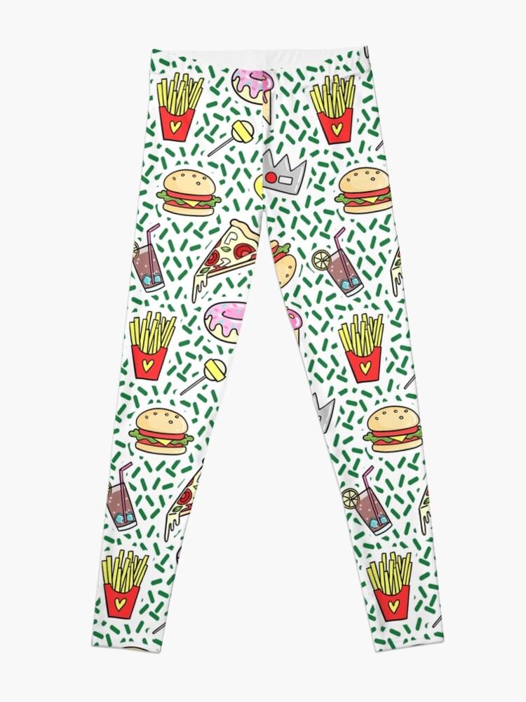 Alternate view of Burgersexual Leggings