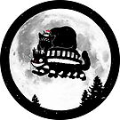 To-To-Ro Merry Christmas (Sticker) by RebelArts