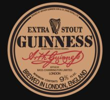 David Gilmour's Guinness beer t-shirt