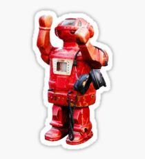 Bibot Robot Sticker