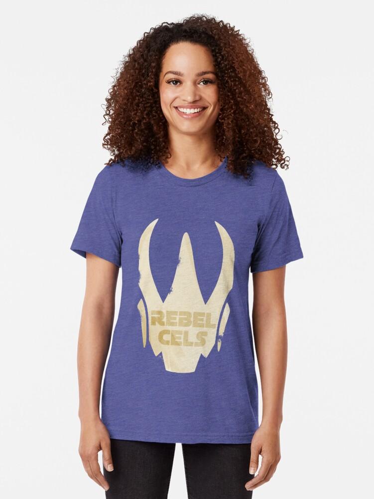 Alternate view of Kanan Tri-blend T-Shirt