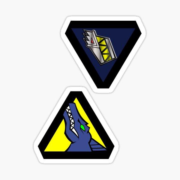 #0-VX Sticker