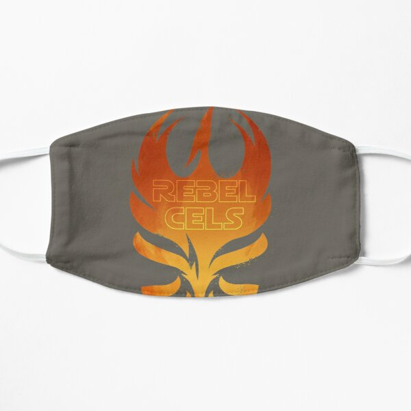 The Rebels Podcast Phoenix Flame Mask