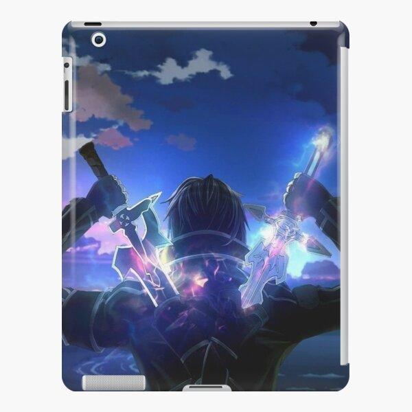 Épée d'art en ligne Coque rigide iPad