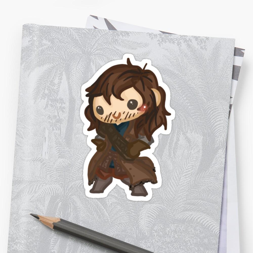 Kili Sticker