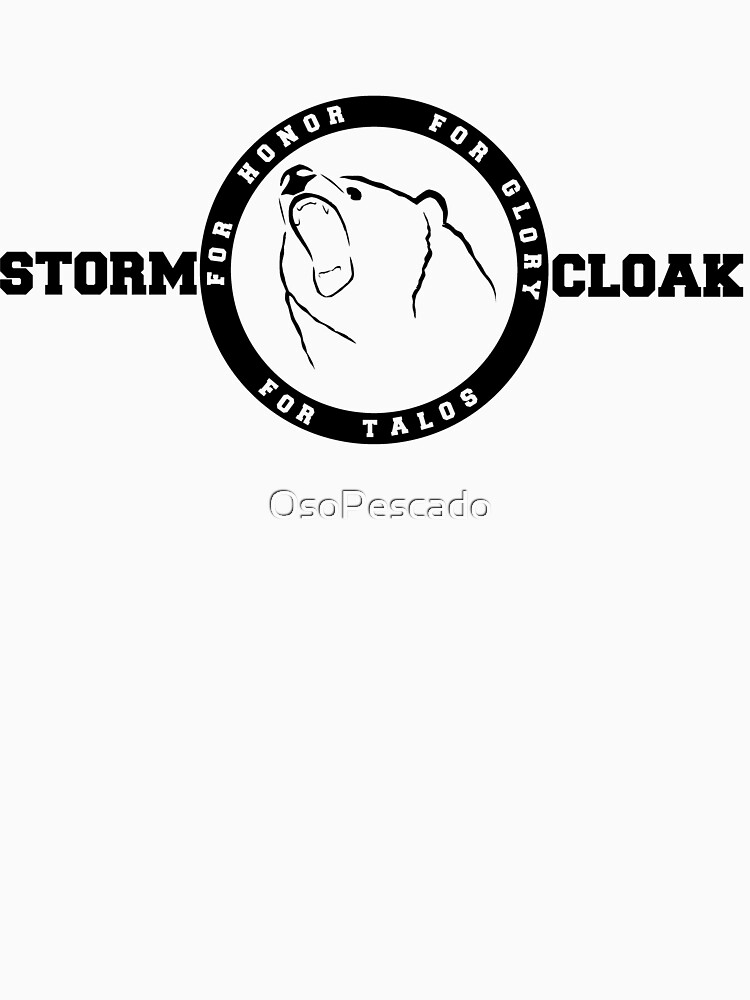 Property of Stormcloaks by OsoPescado