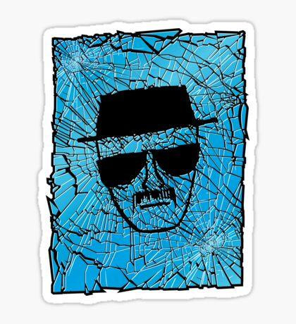 The Ice Man - sticker Sticker