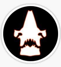 Pacific Rim Kaiju 2 Sticker