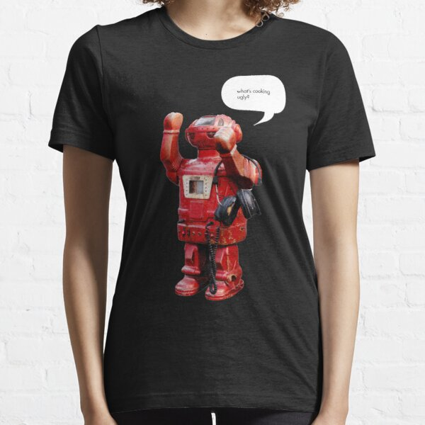 Bibot Robot- what's cooking ugly? Essential T-Shirt