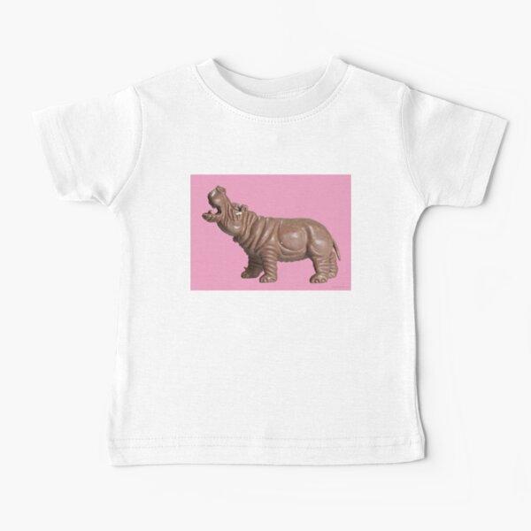 PLASTIC FANTASTIC: Hippo Baby T-Shirt