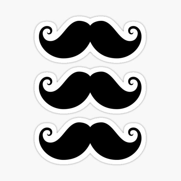 Mustache! Sticker