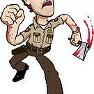 Woody Grimes - Sticker by DJKopet
