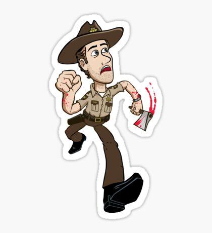 Woody Grimes - Sticker Sticker